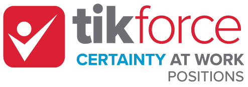 TikForce Logo
